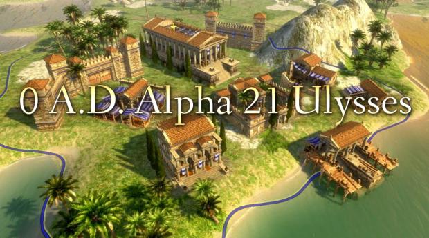New Release: 0 A.D. Alpha 21 Ulysses