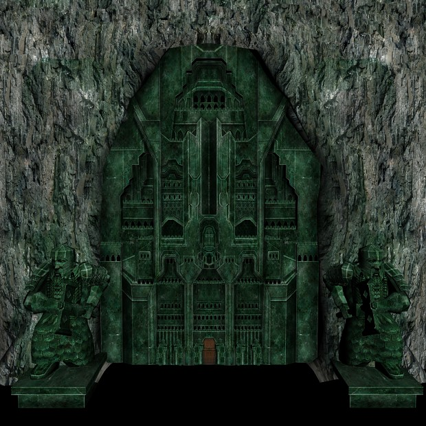 Ridder Clan Mod - Erebor Gate Revealed