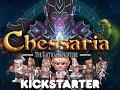 Chessaria's Kickstarter campaign goes Live