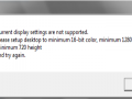 Current display settings are not supported Fix *2018 UPDATE
