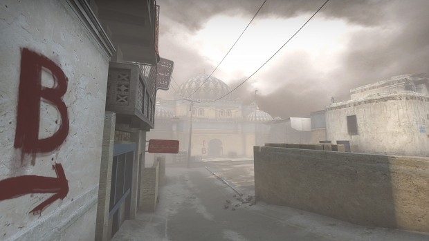 Counter-Strike: Global Offensive Mod Adds Dynamic Weather