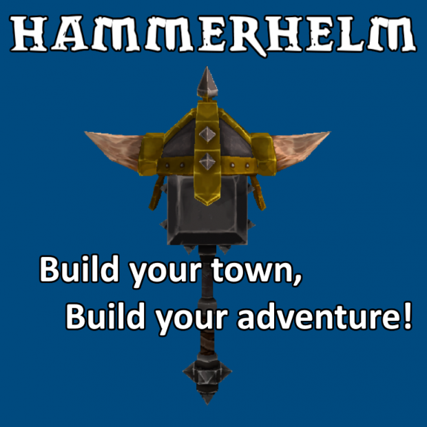HammerHelm New UI and Day Night Cycle