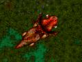 The Fire Lizard - A spitting mad beast