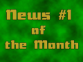 TS M: News of the Month #1