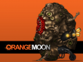 Second Orange Moon boss - Moon Abomination
