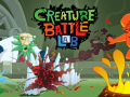 Creature Battle Lab is OUT NOW!