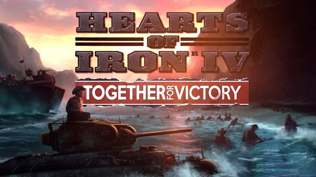 HoI IV expansion Together for Victory to land soon