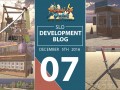Dev Blog 7 - December 5th 2016