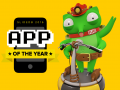 Adventures of Flig in TOP 50 Apps of the year 2016!