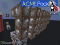 Changes for ACME Resource Pack v11.85
