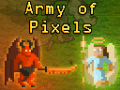 Army of Pixels Winter Patch