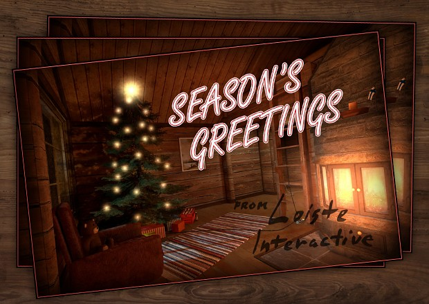 Season's Greetings from Loiste Interactive