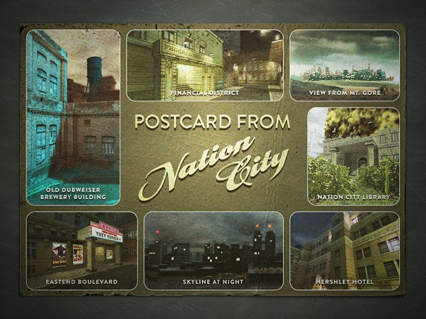 Postcard From Nation City