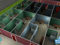 Skylimit Tycoon - First step of Graphics redesign complete, more to come