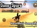 Guns and Spurs Remastered Horse Race Teaser