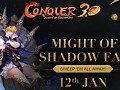 Conquer Online New Class Windwalker Launches on January. 12th