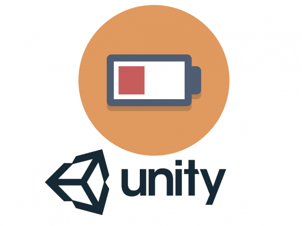 Simple Battery-life and Energy Optimization for Mobile Games using Unity