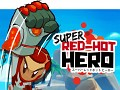 Super Red-Hot Hero's Kickstarter rewards overview