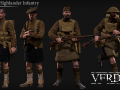 Join the Highlanders in WW1 FPS Verdun!