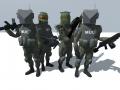 MUC Infantry