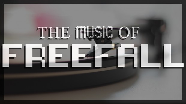 The Music of Freefall - Lance Talbert