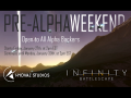 Weekly Update #46 - Pre-Alpha Weekend!