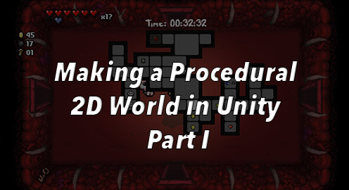 Making a Procedural 2D World in Unity Part I