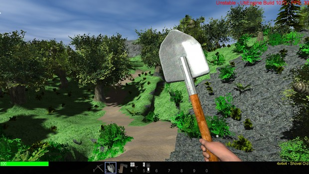 Tweet: Physic objects in multiplayer mode