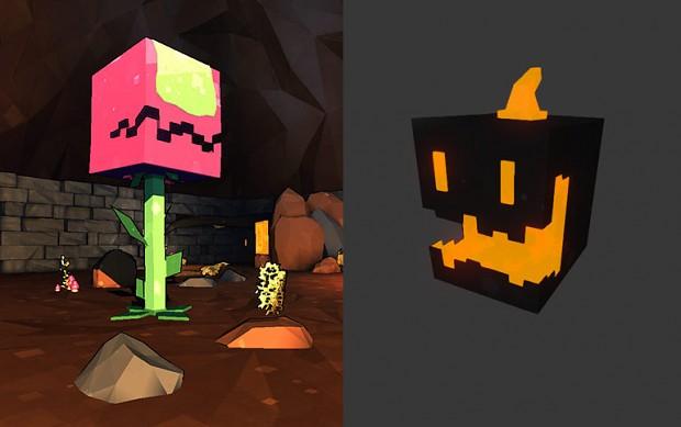 Native Doom Dev Update #005 - New Characters