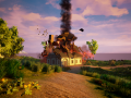 Fictorum Update #37: New Destructible Houses and Vlog
