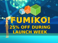 Fumiko! is now on Steam + 25% less during launch week + Giveaway on February 25th