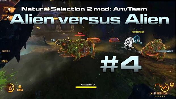Alien versus Alien test #4!