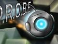 P.R.O.B.E. - a fast-paced, unforgiving, minimalist side-scrolling arcade game