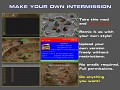 Make your own intermission!