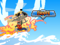 Choppa Lifts People to Safety on Steam