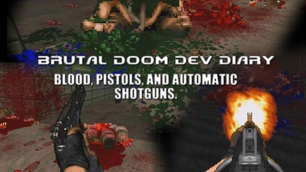 Brutal Doom v21 draws closer