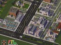 SimCity 4 Network Addon Mod Version 36 FLEX Turn Lanes Preview, Part 1