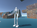 devlog update #1: Dregs, physics based combat game