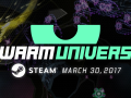 Swarm Universe - ready to launch!