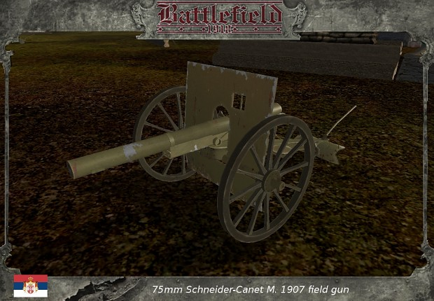 Map Preview Part II and a new field gun