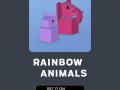 Rainbow Animals are live!