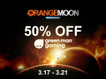 Orange Moon is on sale at Green Man Gaming 50% off