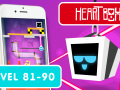 Heart Box walkthrough level 81-90
