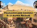 CKII: Pharaohs & Consuls Alpha 0.1I Release