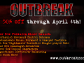 Outbreak is 50% off through April 4th on Steam!