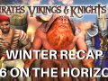Winter Recap & 3.6 Update on the Horizon!