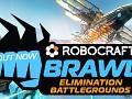 ROBOCRAFT: Elimination Battlegrounds - Out Now!