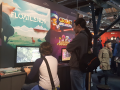 Floatlands devblog #33 - demo showcase @ EGX Rezzed