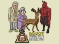 """Meet some of the characters of """"Do Not Feed The Monkeys"""""""