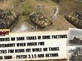 Tank Riders Coming